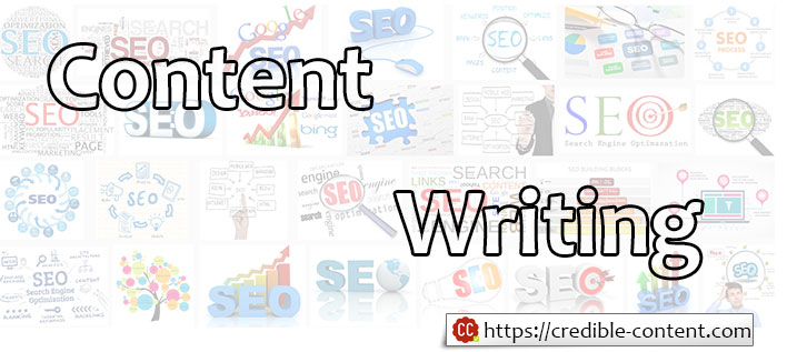 Relation between content writing and SEO