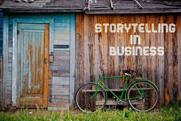 Sell more with storytelling