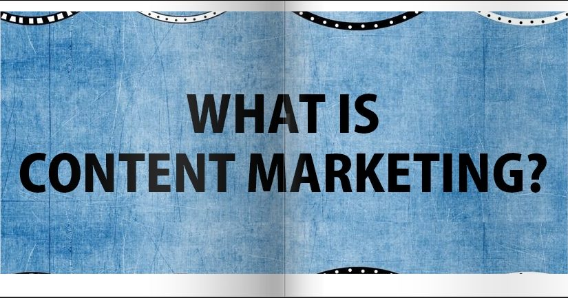 what is content marketing – featured image