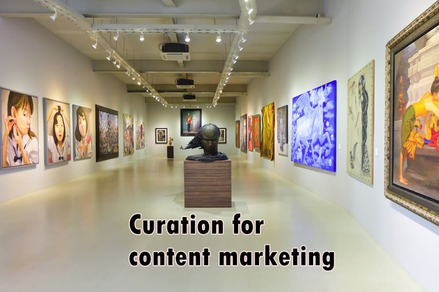 curation for content marketing