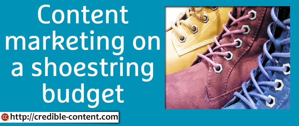 content-marketing-on-a-shoestring-budget