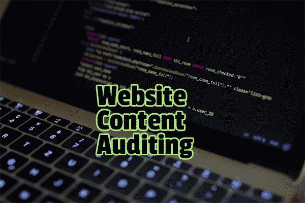 website-content-auditing
