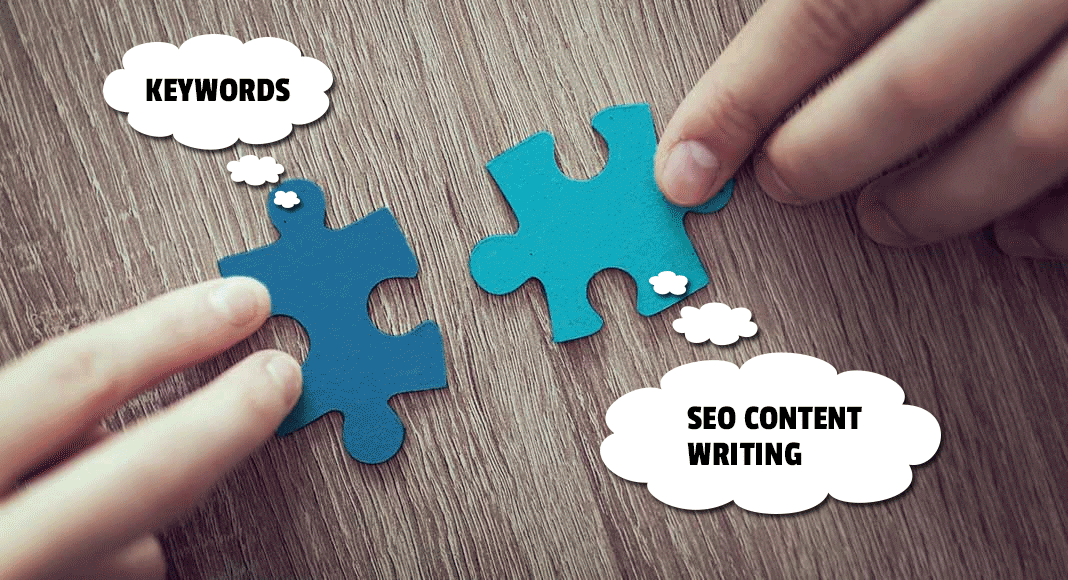 keywords and SEO content writing