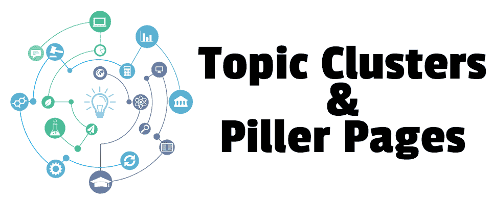 What are topic clusters and pillar pages