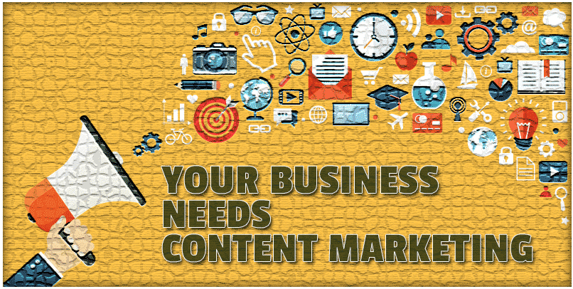 Your business needs content marketing