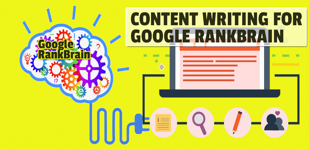 Content writing for Google RankBrain