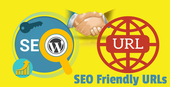 Create SEO friendly URLs when writing content