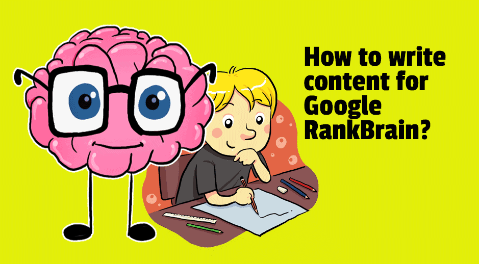 How to write content for Google RankBrain