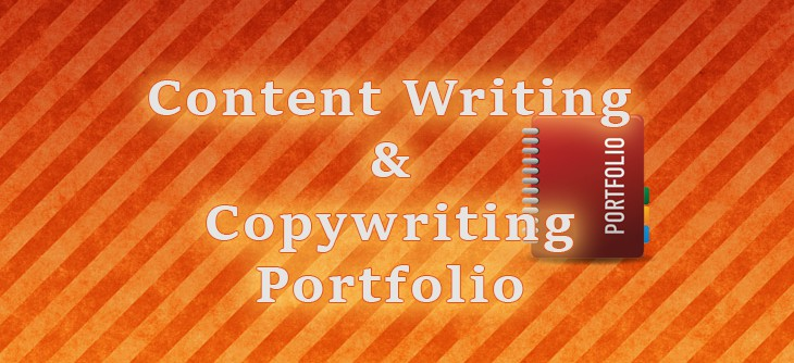 Content writing & copywriting portfolio