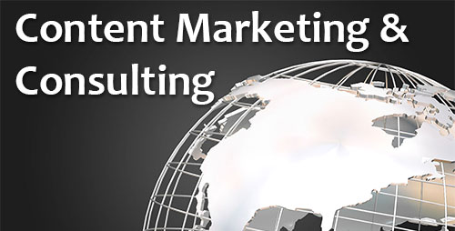 Content marketing and consulting