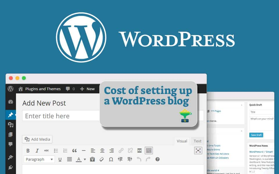 cost-of-setting-up-a-WordPress-blog