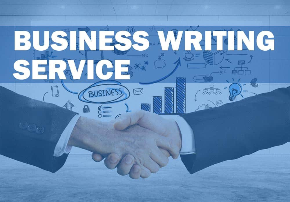Writing services company name