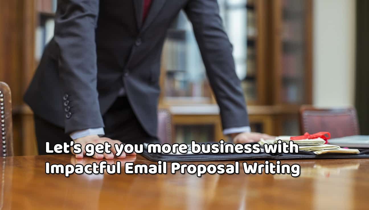 help-with-email-proposal-writing