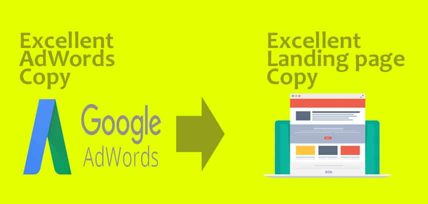 content-writing-for-AdWords-campaign-and-landing-page