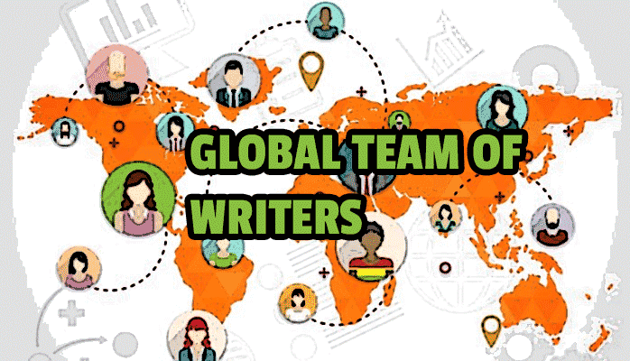 Quality content writing services with global team of writers