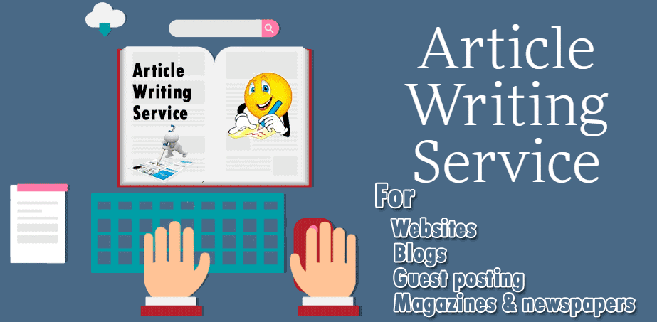 Cheap articles writing services