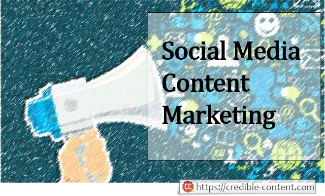 Social media content marketing maximum benefit