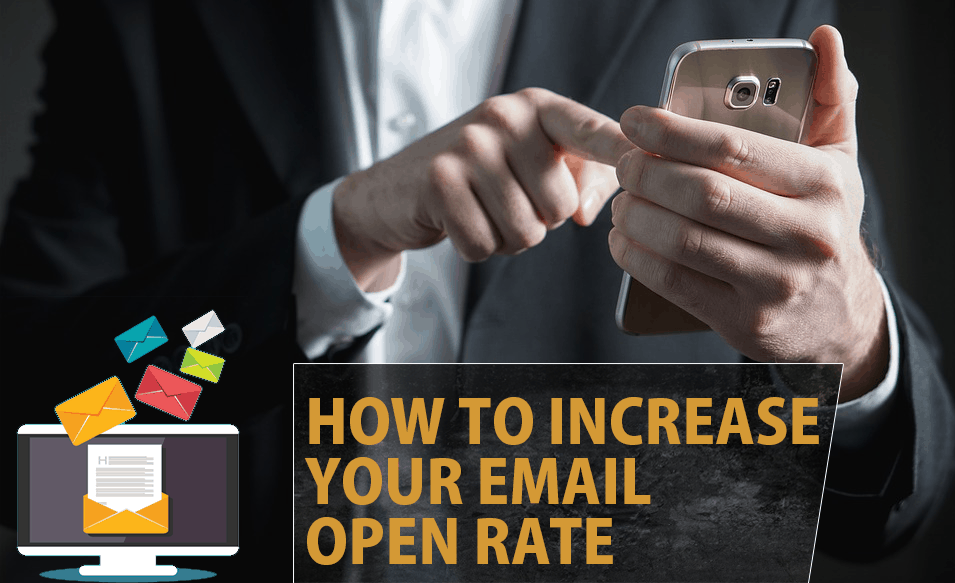 How to increase your email open rate