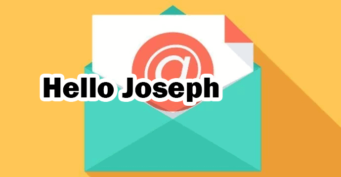 Personalize your email messages