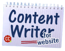 Content writer for website
