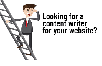 Looking for a content writer for your website?