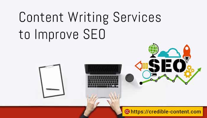 Content writing services to improve SEO