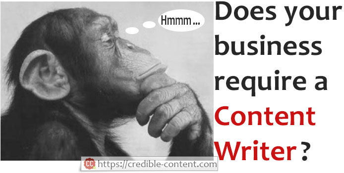 Does your business require a content writer?
