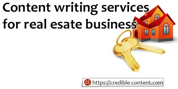 Business writing services