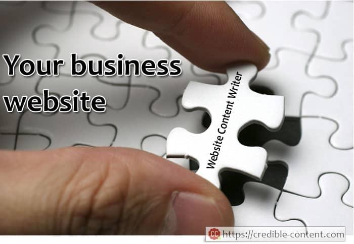 Website content writer needed