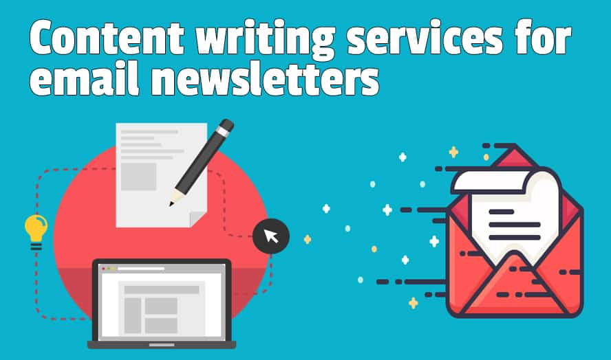 Content Writing Services for Email Marketing | Email Writer