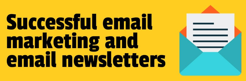 Email newsletter writing service