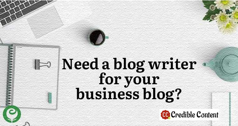 Need a blog writer for your business blog?