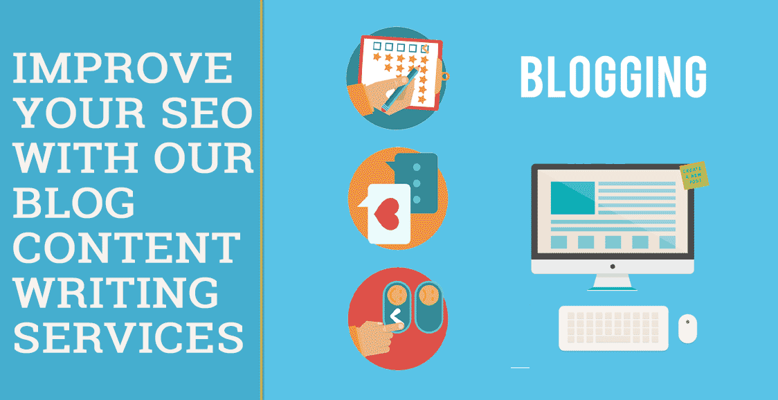 Blog content writing service seo