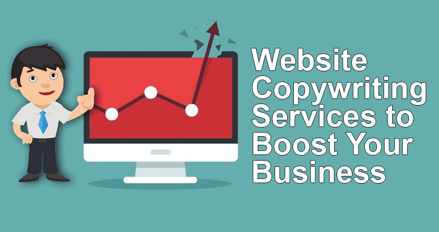 Website copywriting services - Website copywriter
