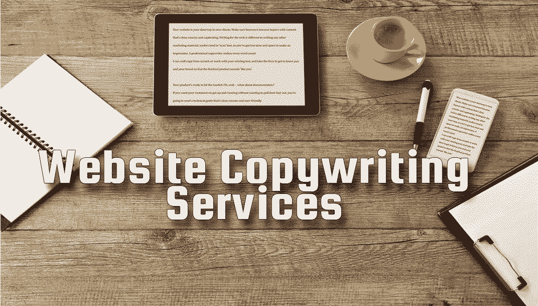 Website copywriting services and seoul