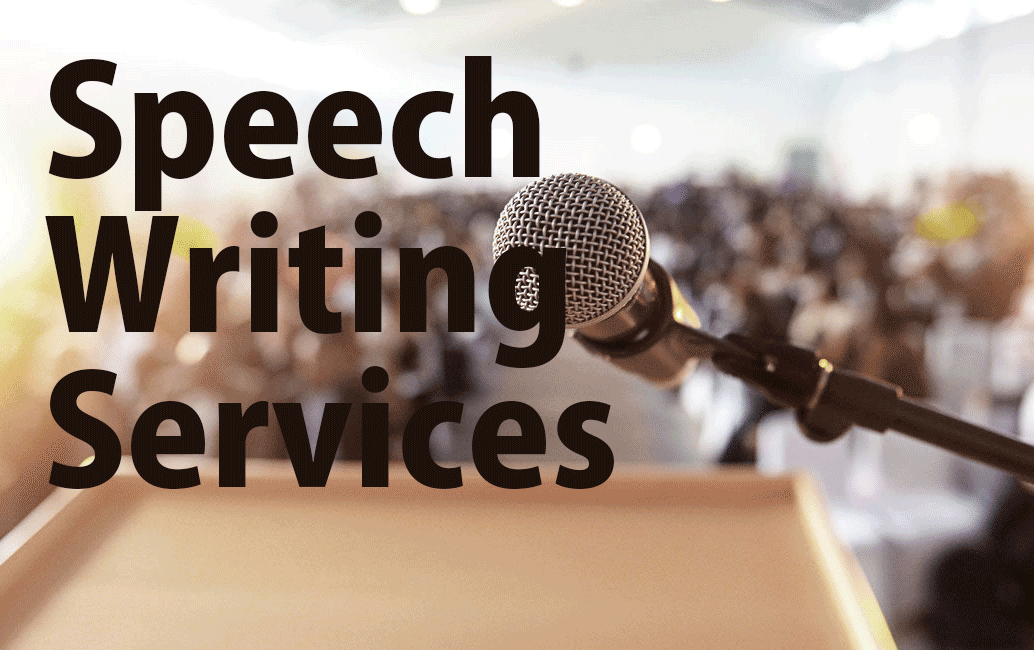 Speech Writing Services – Speech Writer – English & Hindi