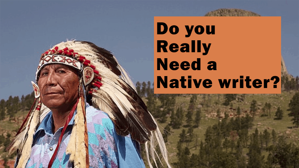 Do you really need a native email writer?The