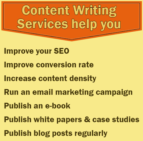 The reasons you need a content writer