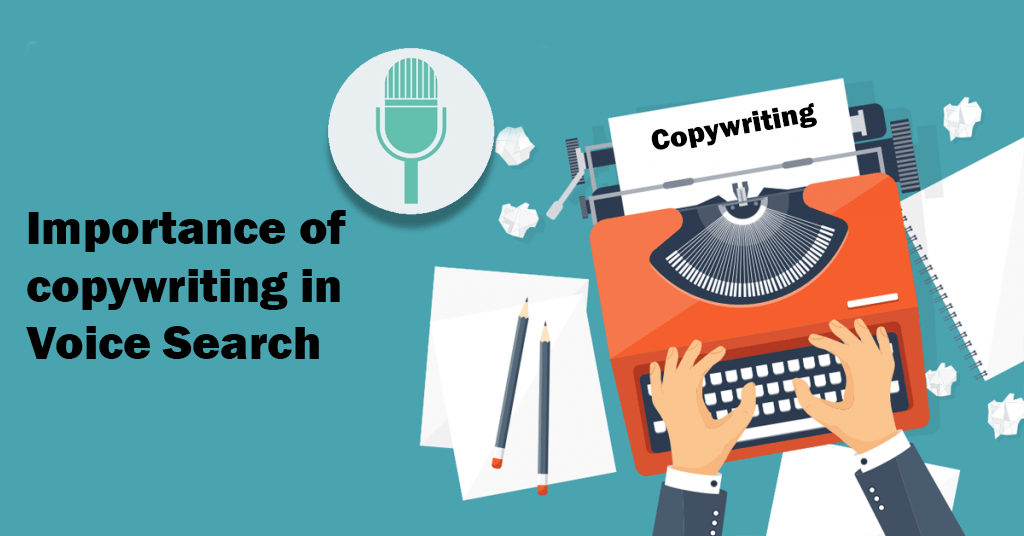 Importance of copywriting in voice search