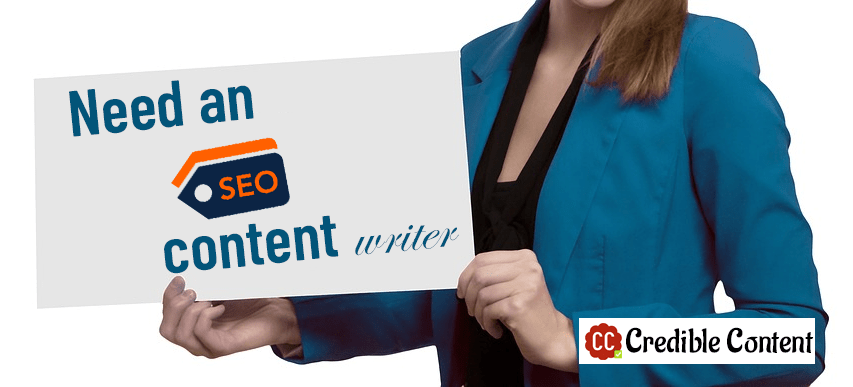 Need an SEO content writer