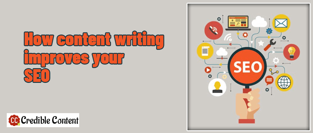 How content writing improves your SEO