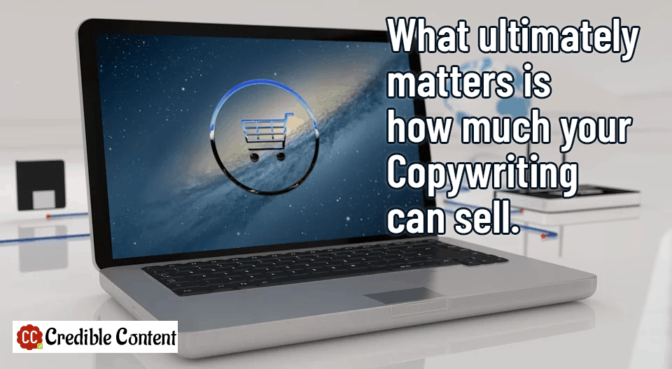 How much can your copywriting sell?