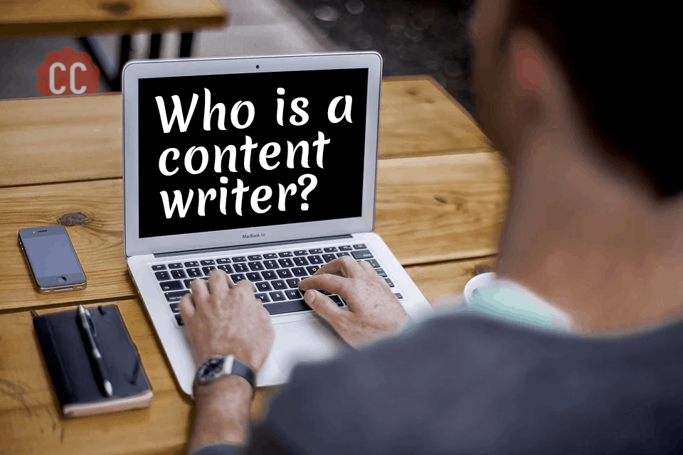 Who is a content writer