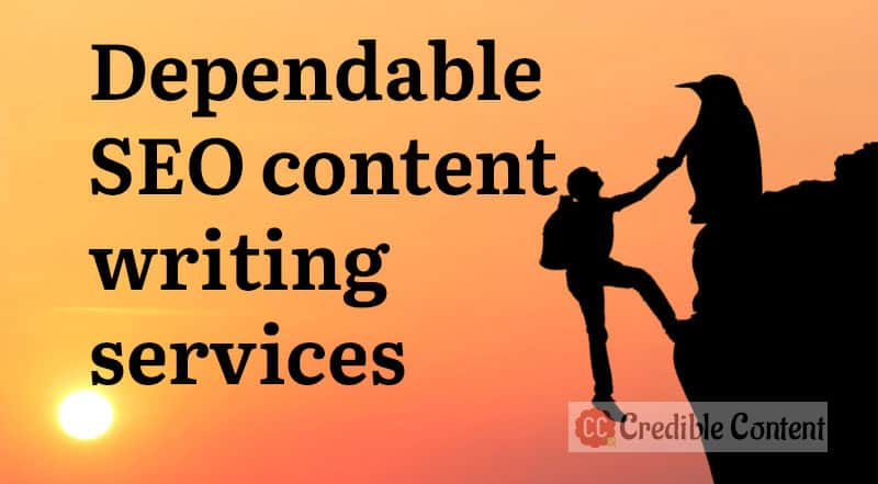 Dependable SEO content writing services for your online classes