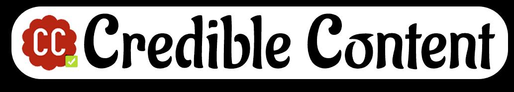 Credible Content big bar